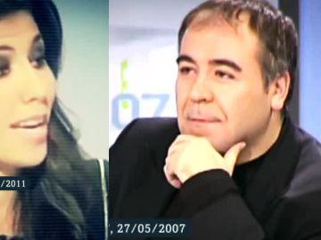 Ana Pastor en 59 segundos en 2011 y Antonio García Ferreras en 2007