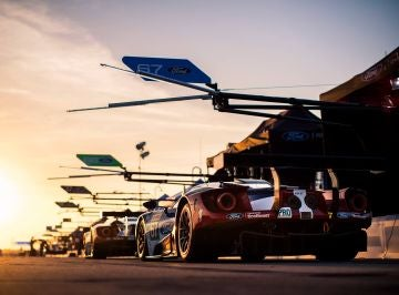Ford GT LM GTE 2019
