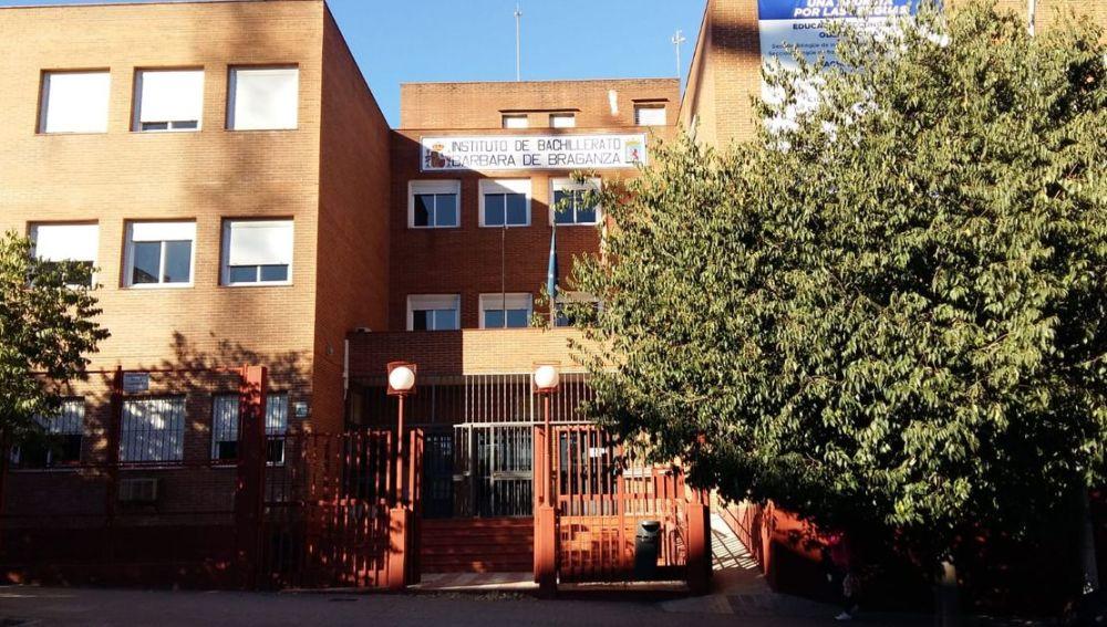 Instituto Bárbara de Braganza de Badajoz