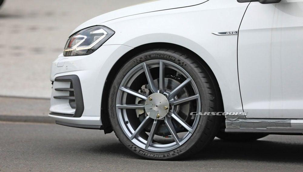 Volkswagen filtro partículas freno