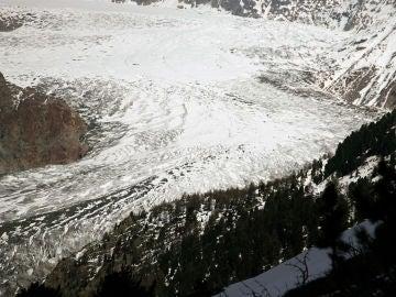 El glaciar Aletsch