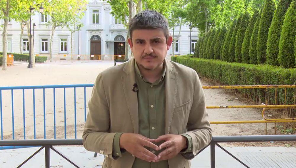 Diario del juicio del 'procés': Lluís Llach reconoce que instó a Jordi Sànchez y Jordi Cuixart a subirse al coche de la Guardia Civil
