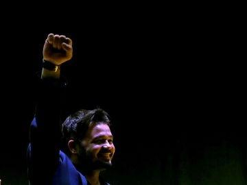 El candidato de ERC al Congreso Gabriel Rufián