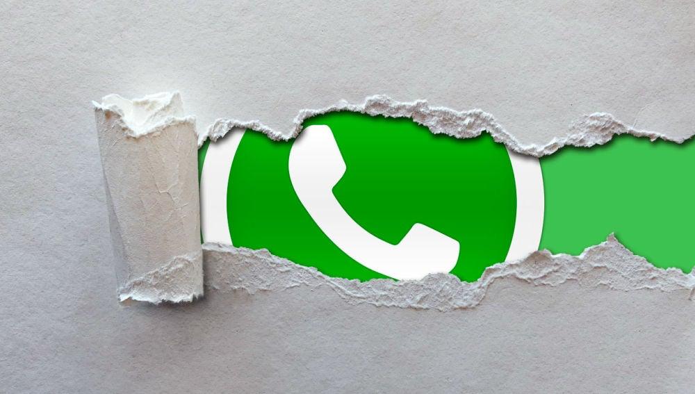 Ocultar imágenes de WhatsApp