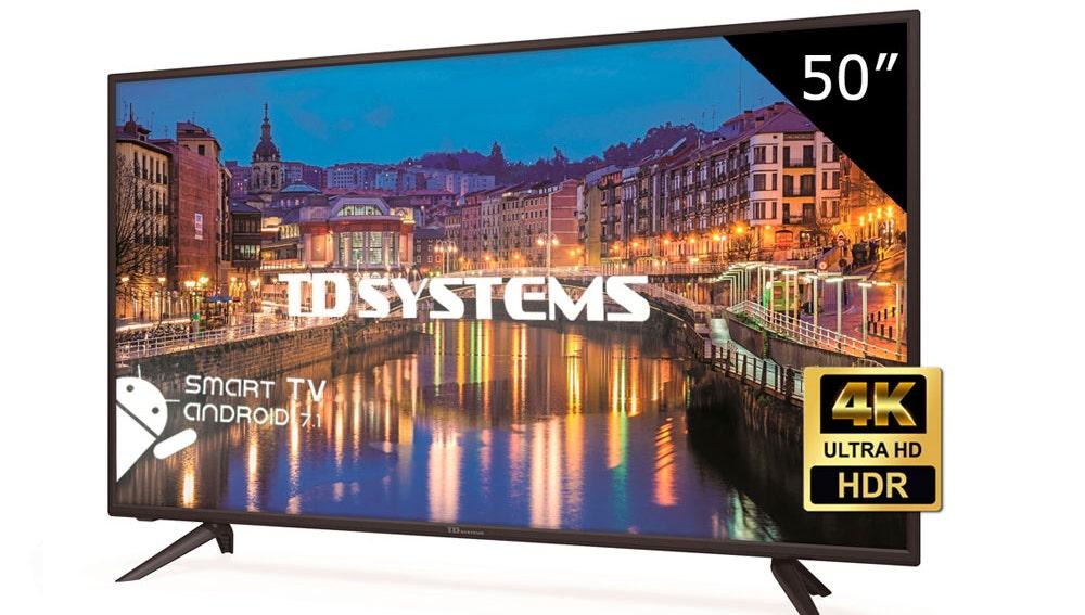 Televisor TD Systems 4K