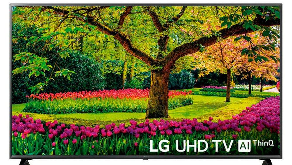 Televisión LG 4K