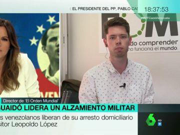 """Fernando Arancón, sobre la situación en Venezuela: """"Los países que se pronunciaron y reconocieron a Juan Guaidó son ahora rehenes"""""""