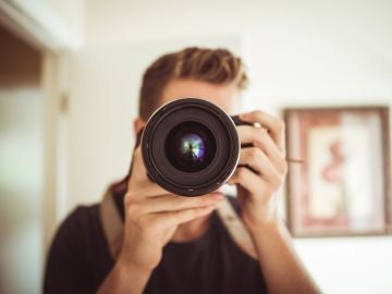 Fotógrafo aficionado