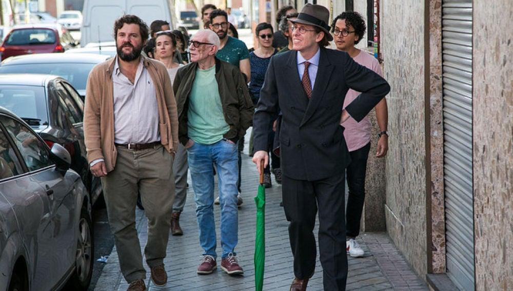 Paseos por los barrios de Madrid