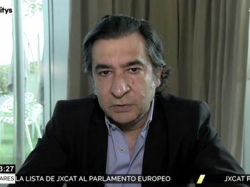 """Ángel Antonio Herrera, tras la visita de Beckham a España: """"Sus imitadores resultan una Champions de zánganos"""""""