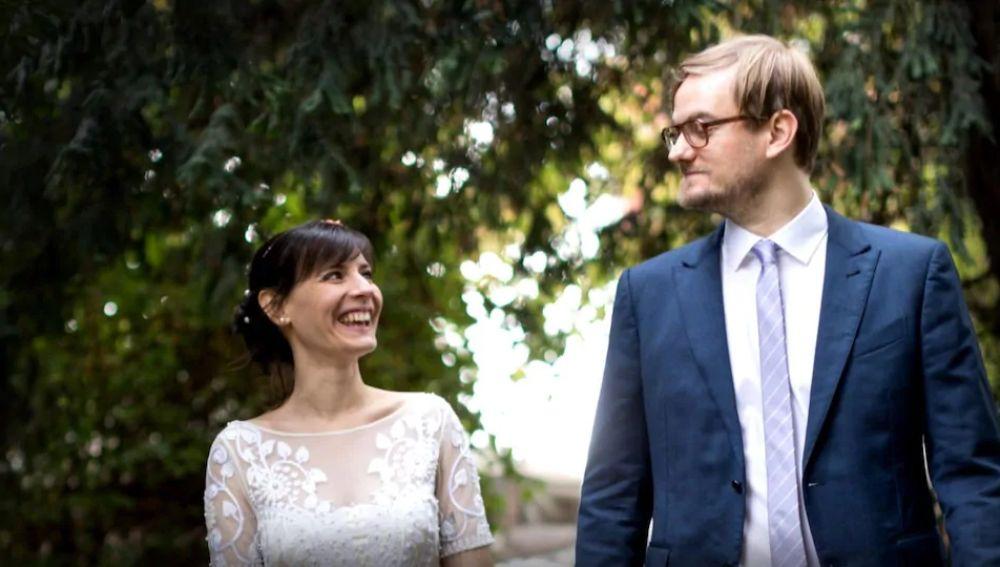 Foto de bodas de Floriane y Johannes