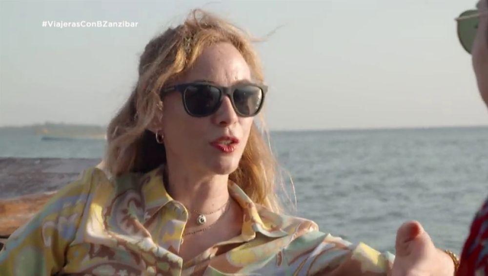 """La confesión de Marta Hazas sobre sus supersticiones en el teatro: """"Una obra me salió mal y no volví a utilizar el vestido de una escena"""""""