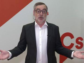 """Ciudadanos insiste en que no pactará con el PSOE: """"Han votado los españoles, no la CEOE"""""""