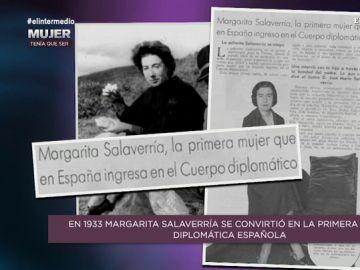 Salaverría y Oyarzábal: las diplomáticas españolas que (como a muchas otras mujeres) el franquismo congeló