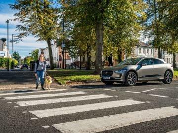 AVAS system Jaguar I-Pace