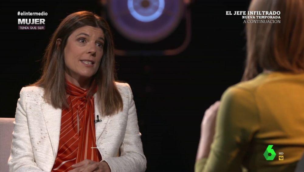Ángeles Moreno, diplomática