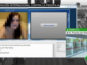 Detienen a 31 personas que administraban una web de pedofilia: mostraban vídeos en directo de 145 víctimas de entre ocho y 14 años