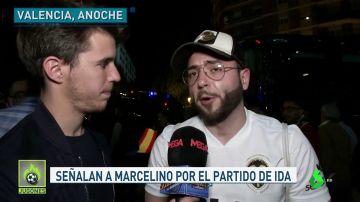 El valencianismo carga contra Marcelino