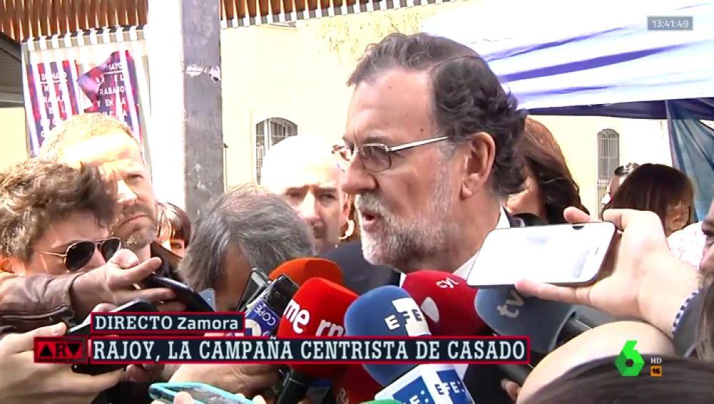 Rajoy en Zamora