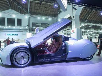 El deportivo eléctrico de lujo Carmen, de la histórica marca de automóviles Hispano Suiza
