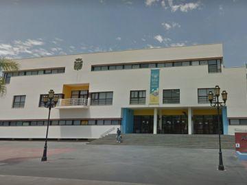 Madre e hija vivían en la calle junto al Ayuntamiento de Torremolinos