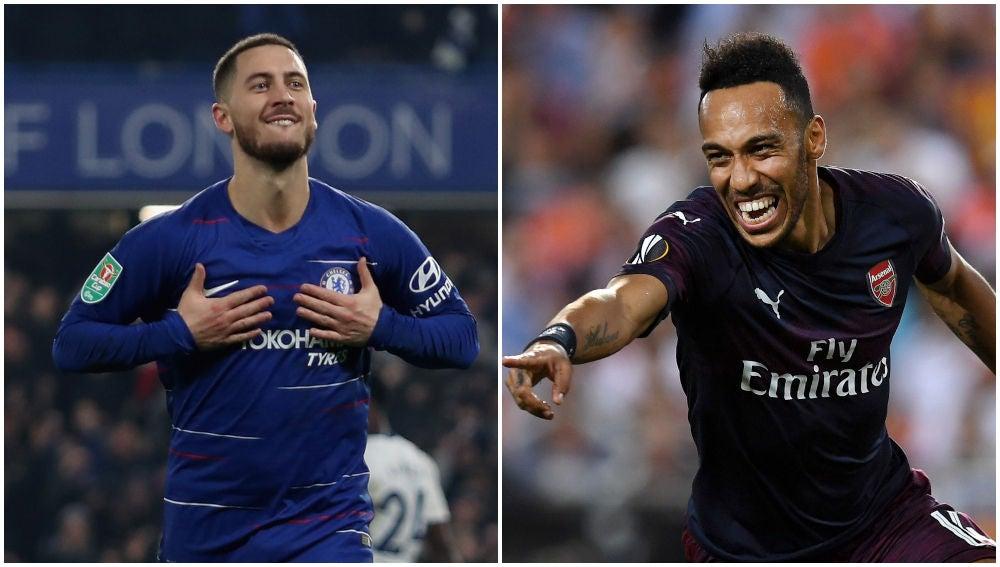 Chelsea vs Arsenal, final de la Europa League