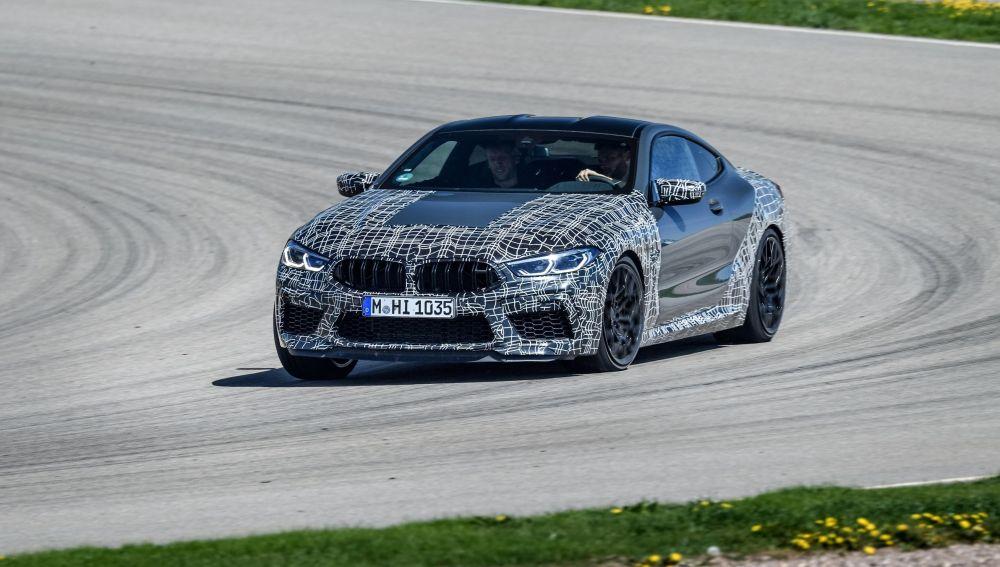 BMW con tecnología de la Fórmula 1