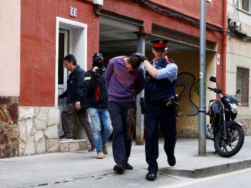 El detenido, Aitor G.P.