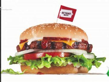 Bill Gates financia la hamburguesa vegana que quiere conquistar España tras vender 75 millones de unidades en todo el mundo