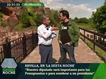 """Revilla avanza lo que pedirá el PRC en el Congreso: """"Cantabria tiene derecho a tener lo que tienen otros"""""""