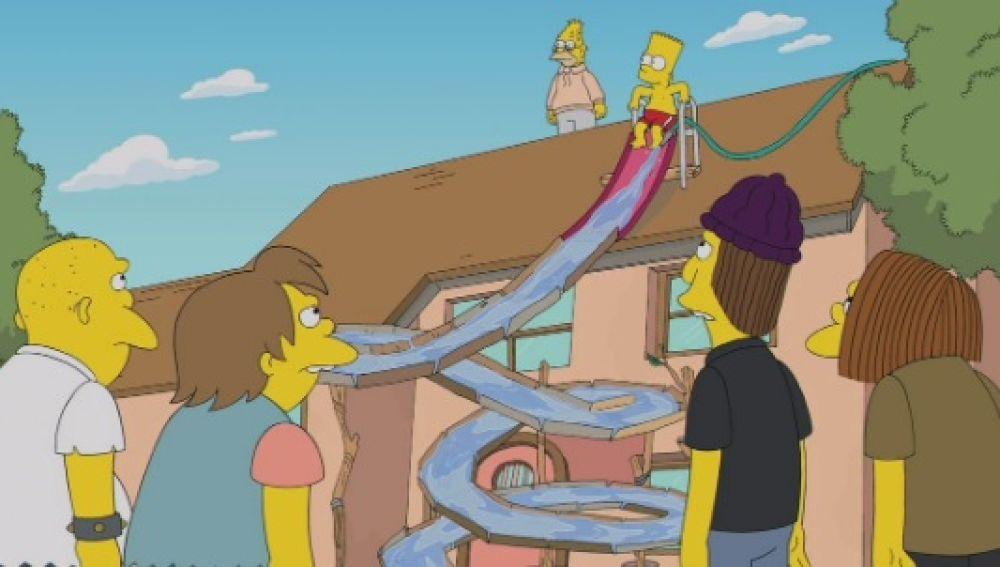 Imagen de Los Simpson