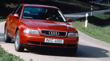 El Audi A4 celebra sus bodas de plata