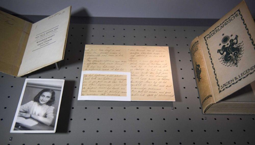 Publican la versión más completa de 'El Diario de Anna Frank' sin los retoques de la autora y de su padre
