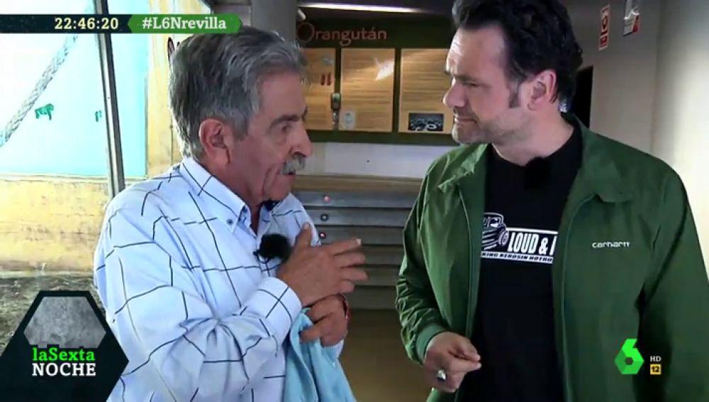 Miguel Ángel Revilla confiesa en laSexta Noche que sufrió acoso escolar