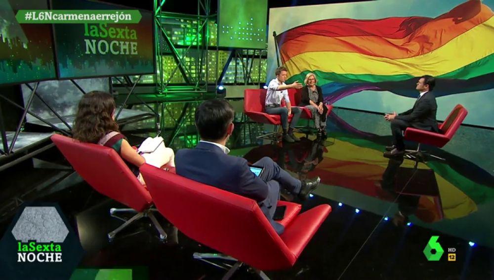 """El rotundo alegato de Carmena y Errejón a favor del Orgullo LGTBI en Madrid: """"Estamos orgullosos de ser una tierra de libertades, acogida, diversidad y tolerancia"""""""