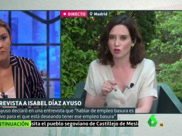 Díaz Ayuso en Liarla Pardo