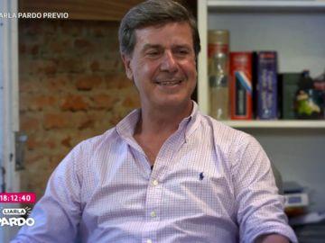 """Cayetano Martínez de Irujo: """"Siempre he creído mucho en el PSOE, lo voté con Felipe González"""""""
