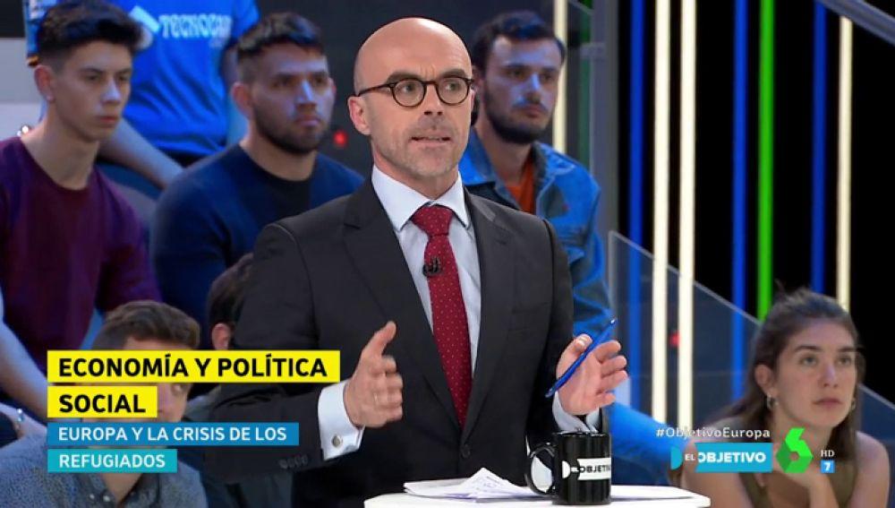 """La postura que defenderá Vox desde Europa: """"Tolerancia cero con la inmigración ilegal"""""""