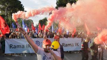 Se intensifican las protestas contra el Gobierno albanés para exigir elecciones anticipadas