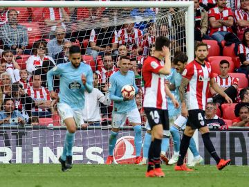 El Athletic se impuso al Celta