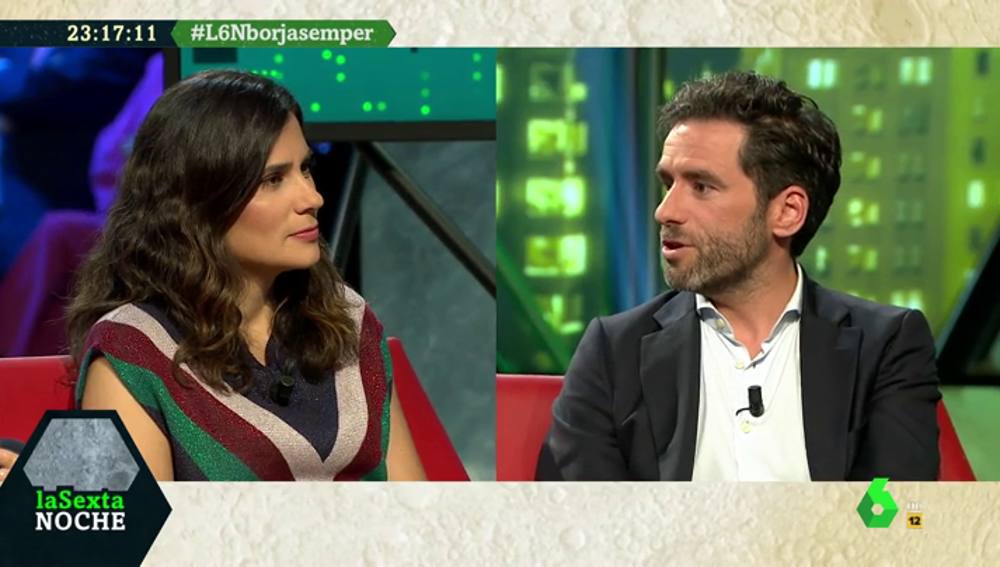 """Borja Sémper, sobre las polémicas declaraciones de Casado: """"Pablo sabe que no gobierna Otegi"""""""