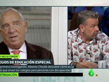 Alberto Chicote en Liarla Pardo