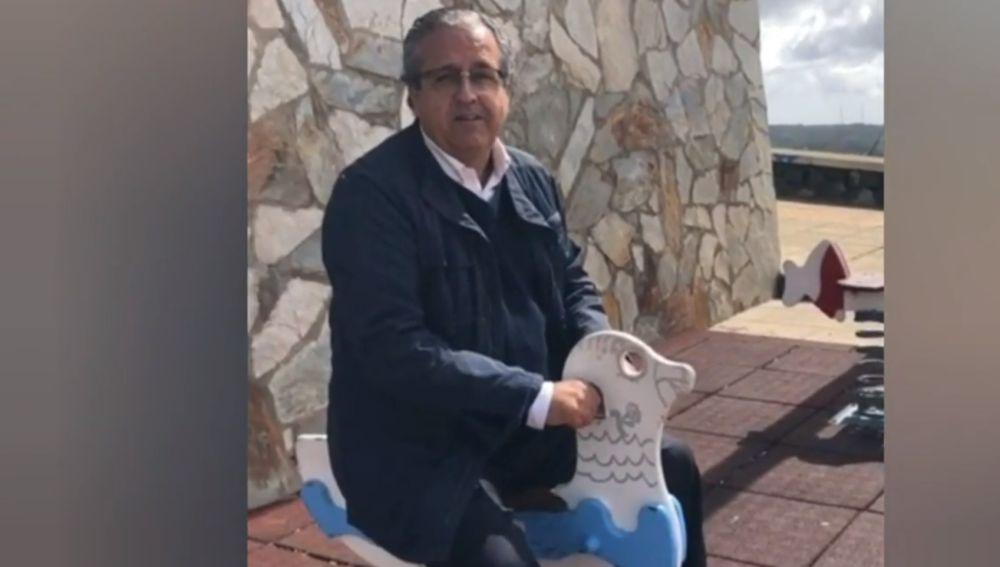 Alarcó, senador del PP por Tenerife