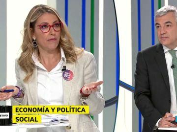 "Luis Garicano (Cs): ""Unidas Podemos y Vox son partidos que no creen en Europa"""