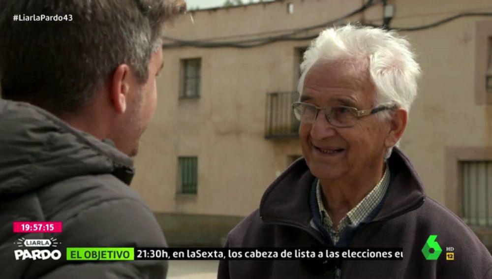 Ricardo Díez, el alcalde más longevo de España