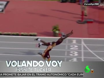 El deportista Infinite Tucker