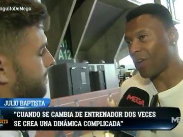 """Baptista: """"Me encantaría ver a Neymar en el Real Madrid"""""""