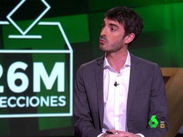 """La advertencia de Pablo Simón a los españoles: """"El elemento decisivo para el 26M estará en el bloque que más se abstenga"""""""