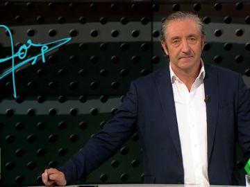 """Josep Pedrerol: """"Mucha suerte en tu nuevo equipo, Keylor Navas. Te la mereces"""""""