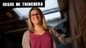 La exconsellera y candidata de JxCat al Ayuntamiento de Barcelona, Elsa Artadi